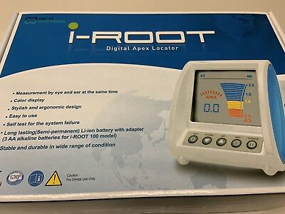 I-ROOT Dental Apex Locator (New)