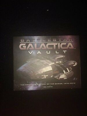 Battlestar Galactica Vault: The Complete History of the Series, 1978...2012 by P