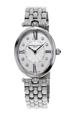 Frederique Constant Women's FC-200MPWD3VD6B Quartz Diamond Accented 30mm Watch