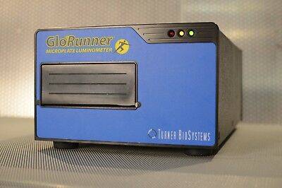 Turner BioSystems GloRunner Microplate Luminometer 9000-000