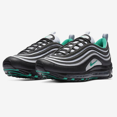 26d199c0285 NIKE AIR MAX 97 black-emerald 013 Num. 42 - US 8