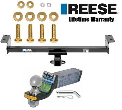 "Reese Trailer Tow Hitch For 16-19 Lexus RX350 RX450h w/ Ball Mount and 2"" Ball"