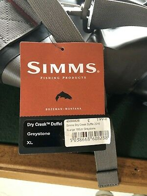 Simms fishing hold-all