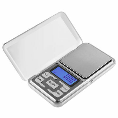 Portable 200g x 0.01g Mini Digital Scale Jewellery Pocket Balance Weight Gram