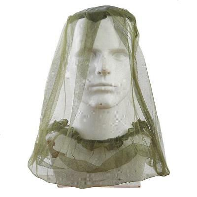 Camping Mesh Net Veil Mask Beekeepers Bee Head Face Protector Hat Cap ON SALE