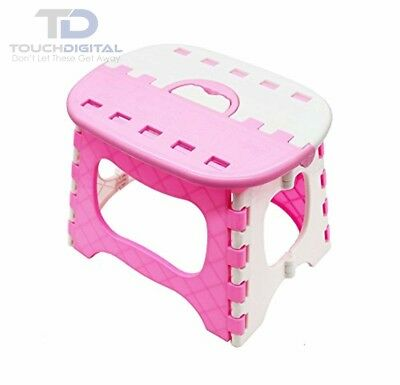 Super Apika Foldable Step Stool For Kids Plastic Portable Easy Pabps2019 Chair Design Images Pabps2019Com