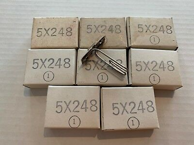 Lot Of 8 New! Gould Overload Relay Thermal Heater Elements T32A 5X248