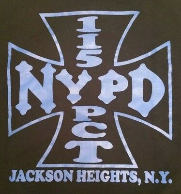 NYPD New York City Police Department NYC Sweatshirt Sz XL NEW