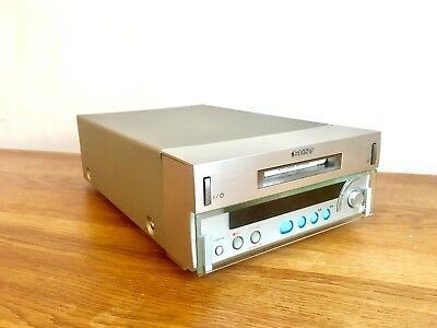 Sony MDS-SD1 MiniDisc Deck MD Player - Great Condition In Original Box