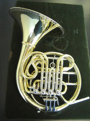 Brand New and Perfect Engelbert Schmid Double French Horn