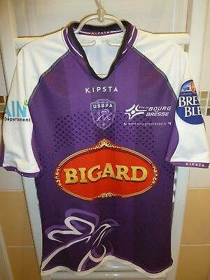 Maillot shirt rugby stock pro Union Sportive Bressane Bourg Bresse Ain USBPA USB