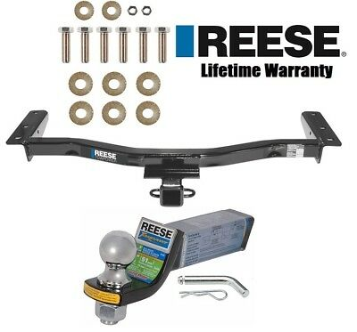 """Reese Trailer Tow Hitch For 10-15 Lexus RX350 RX450h Class 3 w/ Mount & 2"""" Ball"""