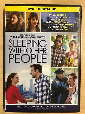 Sleeping with Other People (DVD only, 2015) - E1216