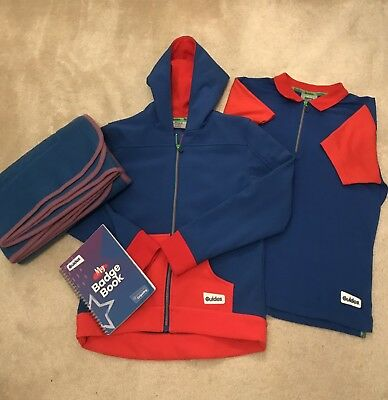 Official Girl guides uniform, Hoodie, Polo Shirt, Blanket And Book