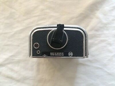 HASSELBLAD A12 CHROME~6x6 Film Back, GREAT CONDITION, SHIPPING INCLUDED...NR !!!