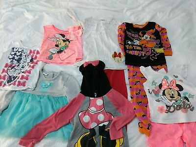 Minnie Mouse Clothing Lot 3Tgirls