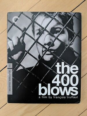 The 400 Blows Blu-Ray Criterion Collection Francois Truffaut