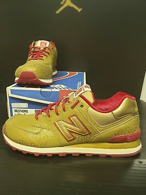 """sports shoes fc0ff 09a29 NEW BALANCE 574 """" Year Of The Dragon"""" sz 12 ML574DRG"""
