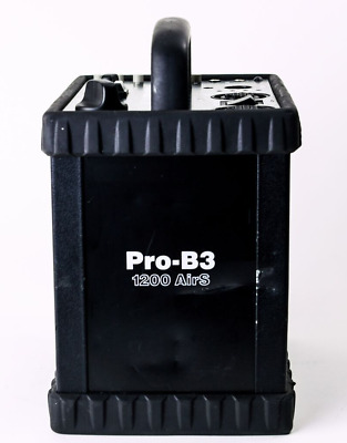 Profoto Pro 7B3 1200 Airs/R With Lithium Battery