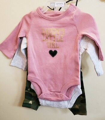 fd465094e CARTERS LITTLE COLLECTIONS newborn two piece 3 Months NWT -  9.67 ...