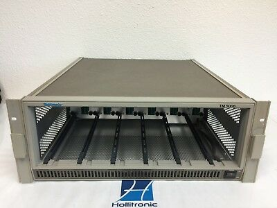 Tektronix TM5006 6-Slot Power Mainframe Chassis