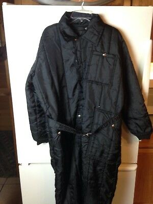 Vintage Thermorama Snowmobile Suit Men's Large One Piece Made In USA 🇺🇸