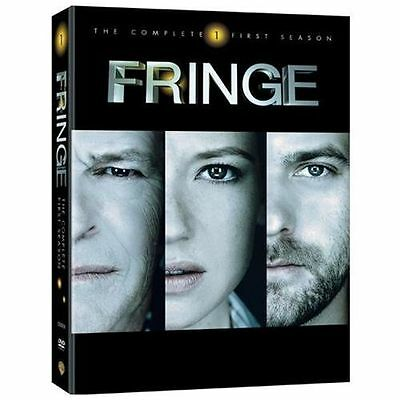 NEW! Fringe - The Complete First Season (DVD, 2009, 7-Disc Set)