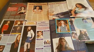 Clippings buffy contre les vampires  Michelle trachtenberg