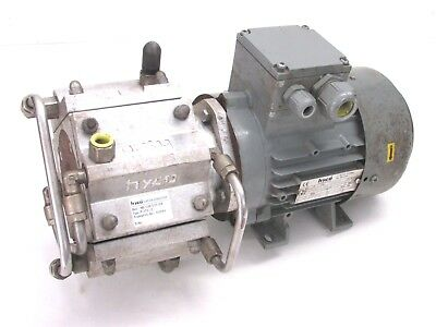 Hyco Vacuum Diaphragm Pump, Ml-348-D37-Sa