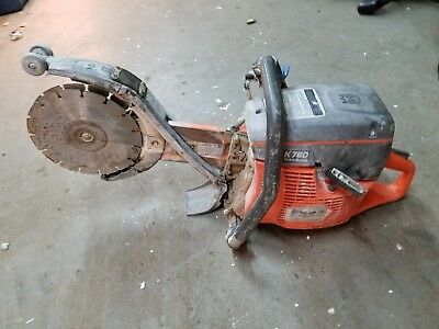 Husqvarna K 760 Cut n Break Power Cutter concrete cut off saw masonry tool