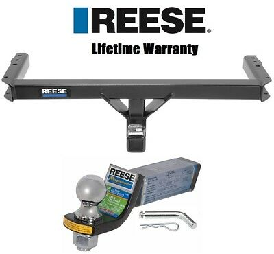 """Reese Trailer Tow Hitch For 11-17 Audi Q5 15-17 Porshe Macan w/ Mount & 2"""" Ball"""