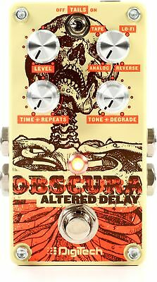 DigiTech Obscura Altered Delay Pedal (Open Box)