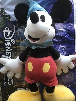 Disney Mickey Mouse 90th Birthday Celebration 60cm Plush Parks Exclusive