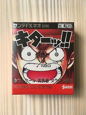 Sante FX Neo ONE PIECE Luffy Eyedrops Limited 12mL