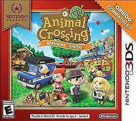 Animal Crossing: New Leaf Nintendo Selects 3DS Brand new!
