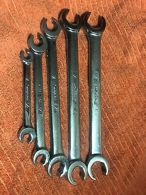 snap on tools Flare Nut Wrench Set