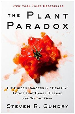 The Plant Paradox 2017 by Dr. Steven R Gundry M.D  E- Book PDF
