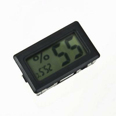 Mini Digital LCD Thermometer Hygrometer Humidity Temperature Meter Indoor Use ZH