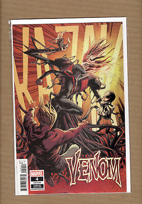 VENOM #4 2nd Print Variant  Donny Cates Ryan Stegman Marvel Comics 2018 NM+