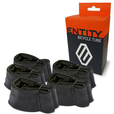 5x Entity Inner Tube 20x1.5 Schrader Valve for Kids 20 inch Mountain Bike