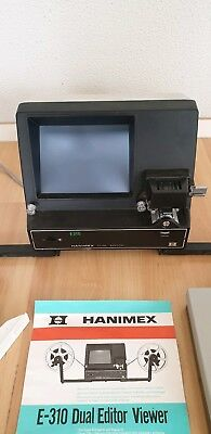 Vintage Hanimex 8mm Dual 818 movie projector