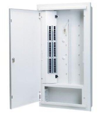 Clipsal PROFESSIONAL SERIES ENCLOSURE 880x466x114mm 48-Switch Flush Mount