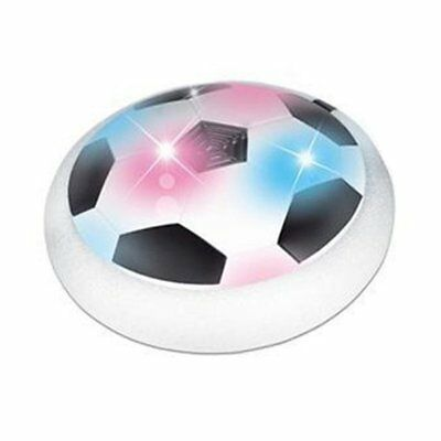 LED Flashing Suspension Soccer Ball Disc Hovering Football Music Ball Toy NZ