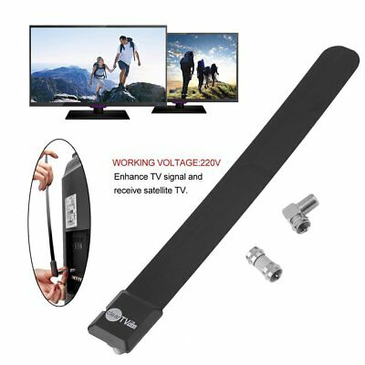 Clear TV Key HDTV FREE TV Digital Indoor Antenna Ditch Cable As Seen on TV BX