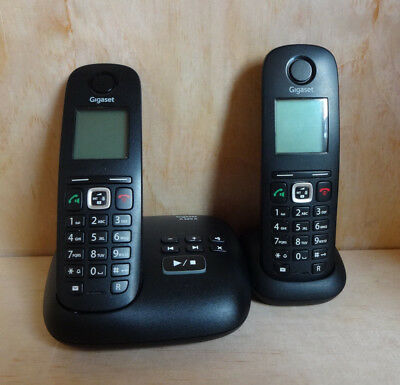Gigaset A550A (A550) Cordless Phone with Answer Machine Twin -UB