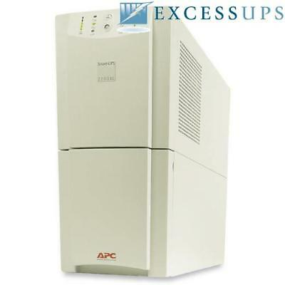 APC SMART-UPS 2200VA XL 120V SU2200XLNET - Refurbished