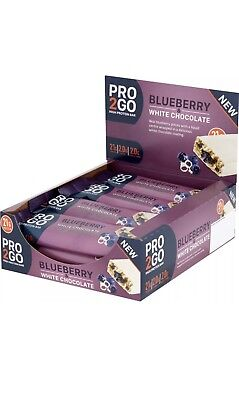 Sci-Mx Pro2Go High Protein 12 x 60g Bars Whey Pro 2 Go Duo Snack Bar Sci Mx