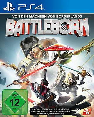 Battleborn - [PlayStation 4]  PS 4   NEU / OVP / DEUTSCH !!!!