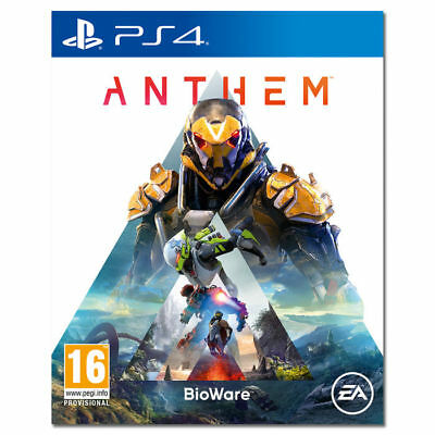 Videogames Anthem Playstation 4 Ps4 Standard Edition Ita