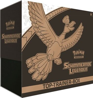 Pokemon : Schimmernde Legenden - Top-Trainer-Box *Deutsch*